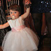 Windy Pink Tulle Dress