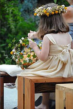 Flower Girl, Wedding, Dress