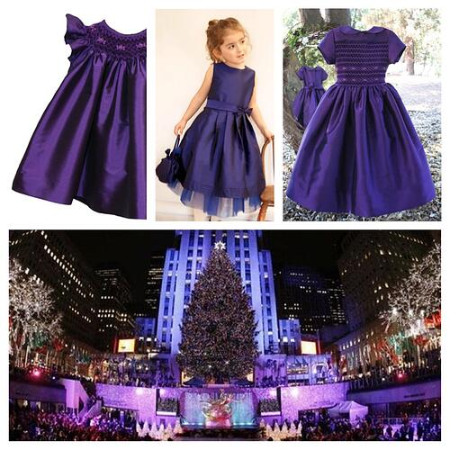 Sugar Plums Holiday Dress