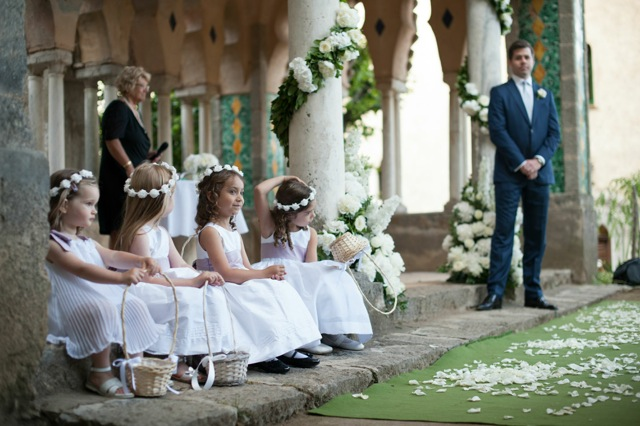 Isabel Garreton Custom Flower Girl Dresses