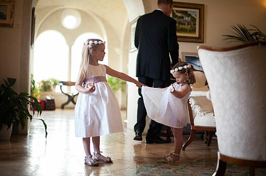 Custom Flower Girl Dream Dress