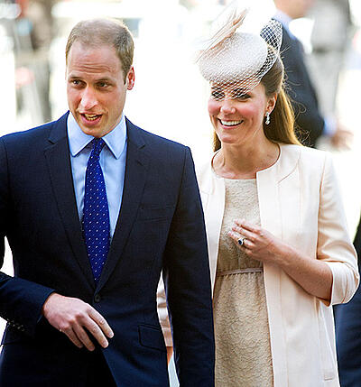 Pregnant, Royal Couple, Will, Kate