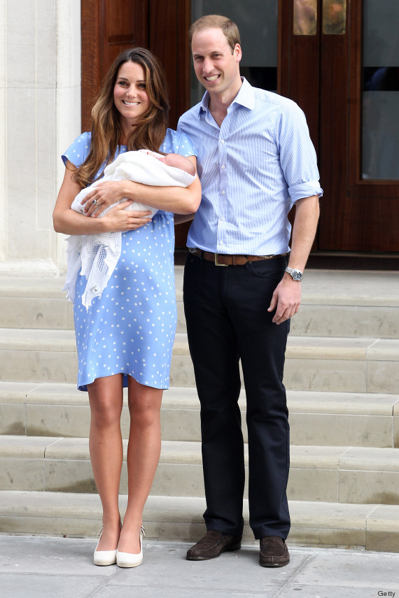 Royal Baby Boy, hospital, Kate, Will