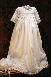 Cotton Christening Outfit