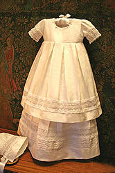 Convertible Christening Gown