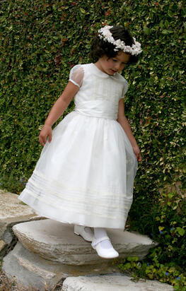 Surprise Organza 2 in 1 Communion Dress