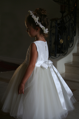 Enchanting Flower Girl Dress